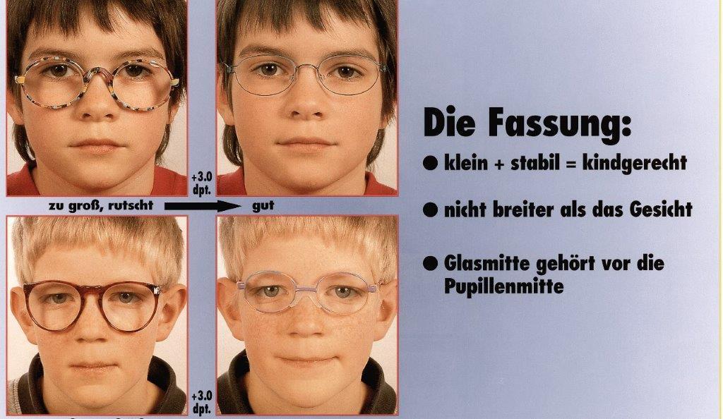 Kinderbrille Optik Baart
